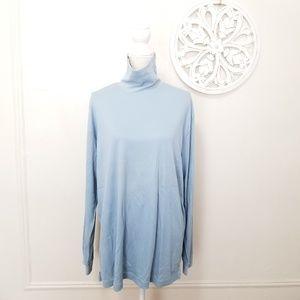 Brooks brothers size L puma cotton sweater